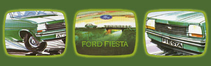 Dedicated to all things related to the Ford Fiesta MK1 1976-1983