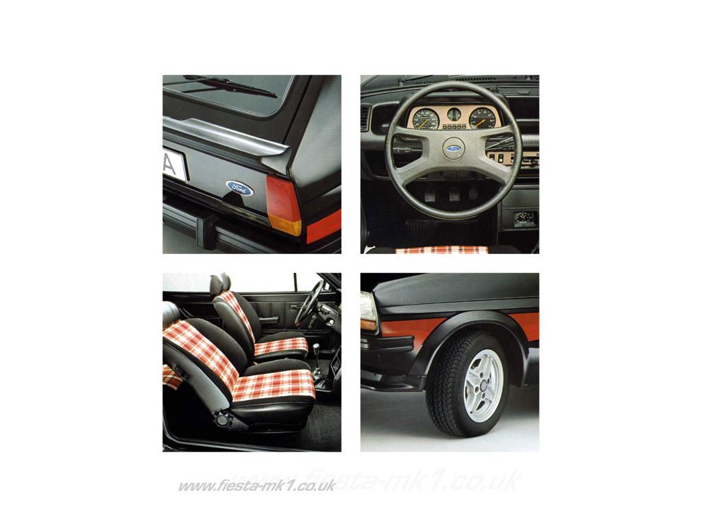 Fiesta MK1 Supersport Black