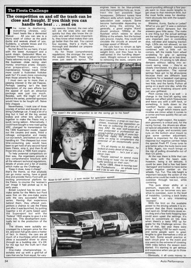 1984 feature article