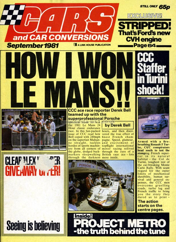 Ford Fiesta MK1 Magazine Articles UK Cars And Car