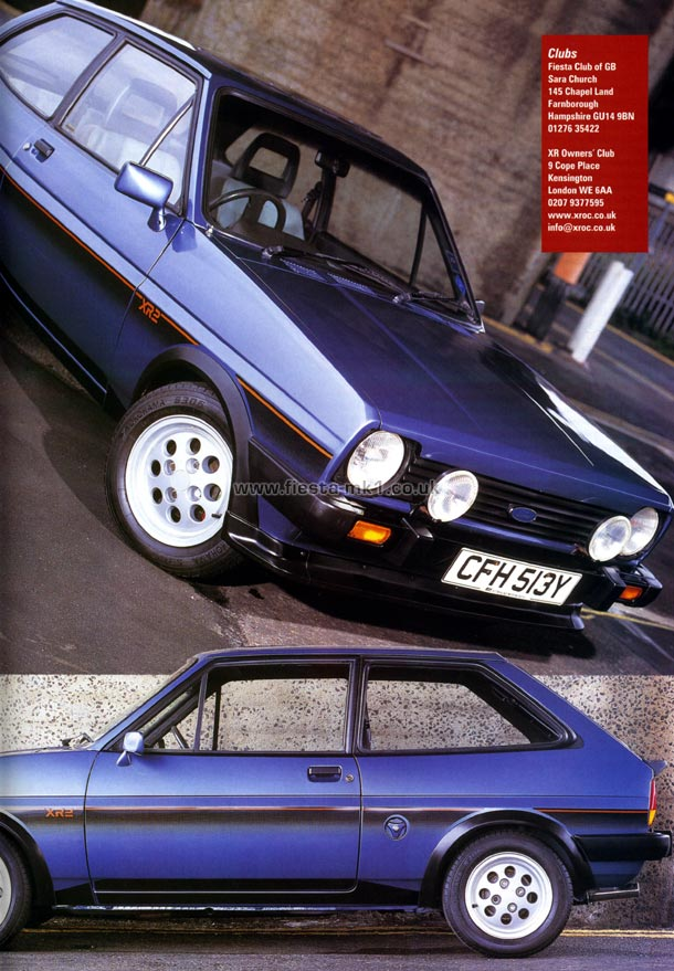 ford fiesta mk1 classic - photo #27