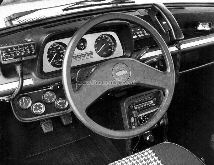 Ford Racing Car Barracuda Racing Wheels Teilegutachten